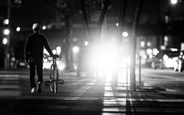 bicycle-black-and-white-dark-7864